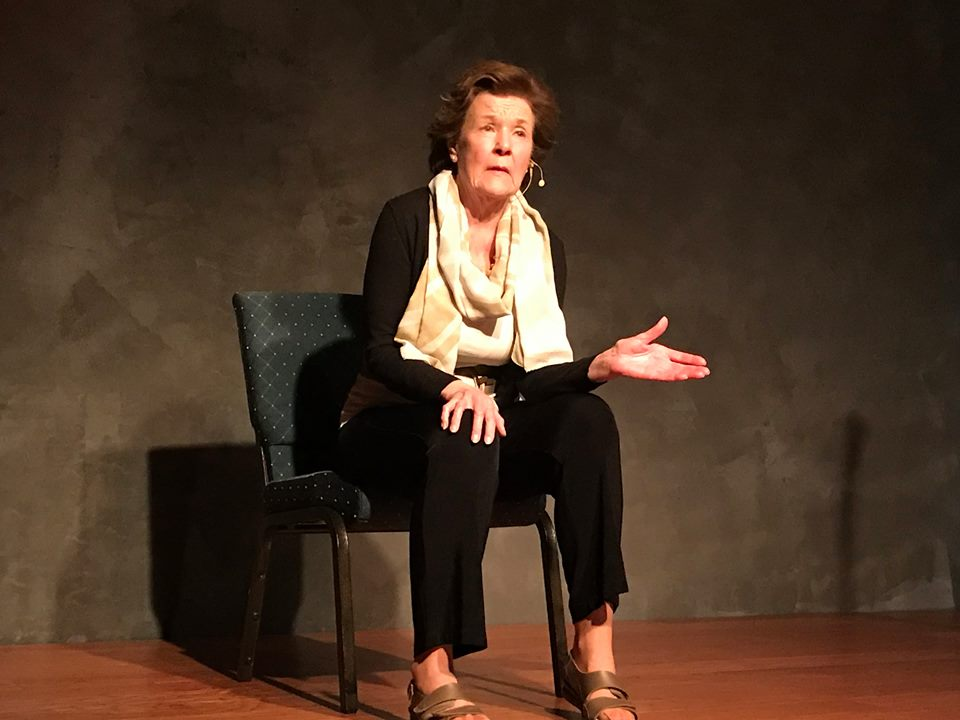 Christine Westfeldt at Taking Your Story to the Stage Show