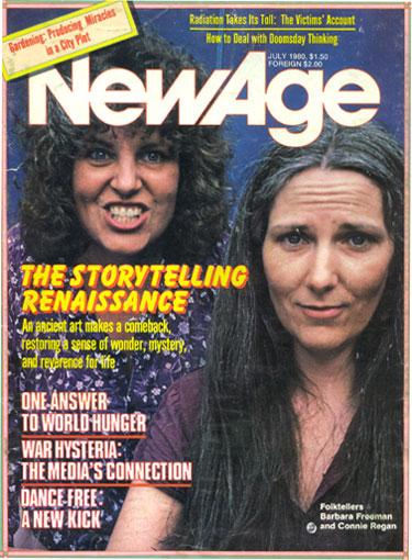 News: New Age Magazine